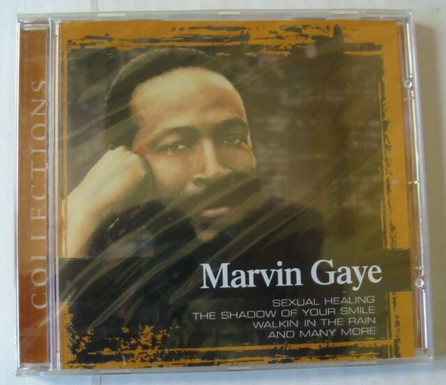 MARVIN GAYE (CD) COLLECTIONS  COMPILATION 10 TITRES / NEUF SCELLE