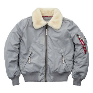 alpha industries herren jacke injector