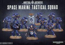Warhammer 40k Space Marine Tactical Squad 48-07