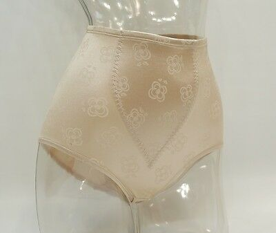 Women's Clothing Frugal Schmal Form Beige Leicht Formgebend Unterhose Slip Shapewear Mittelgroß #m49601 Intimates & Sleep