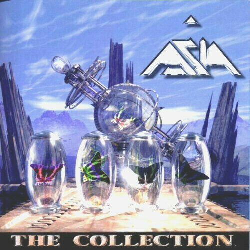 Asia  – The Collection / Connoisseur Collection CD 2000 – VSOP CD 285