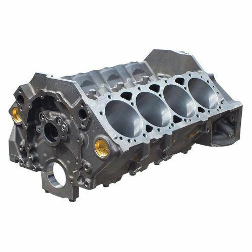 "Dart 31162211 Iron Bare Engine Block - 4.125"" Bore, For Chevy Small Block New"