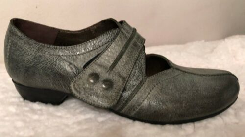Eur 5 7 Jane Heel 5 38 Strap Distressed Fidji Mary Women Size Ewqz8z