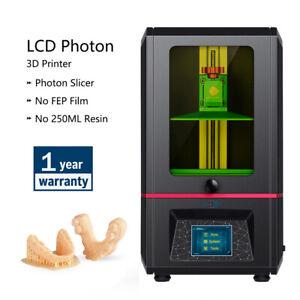 US Stock ANYCUBIC 3D Printer Chiron//i3 Mega//Photon//Kossel High Precision DIY Kit
