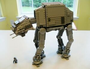 LEGO-Star-Wars-Rare-75054-AT-AT-with-AT-AT-Driver-Excellent