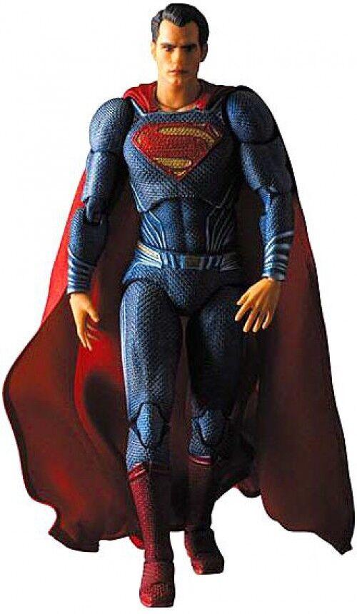 Batman   superman  dawn justiz mafex superman - figur no.018