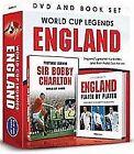 World Cup Legends - England (DVD, 2014)