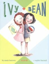 Ivy & Bean: Ivy + Bean Bk. 1 by Annie Barrows and Sophie Blackall (2006, Hardcover)