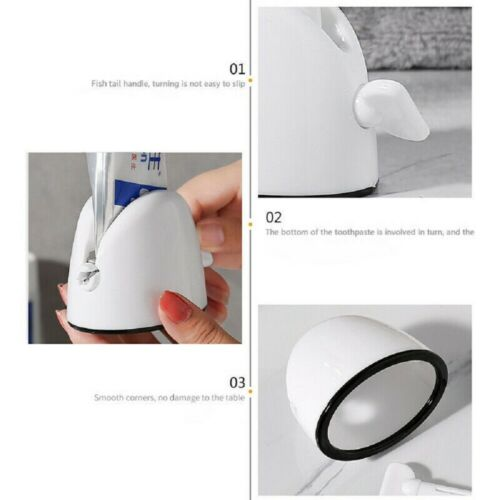 Clip-on Tooth Paste Squeezer Manual Toothpaste Facial Cleanser Dispensers DIY