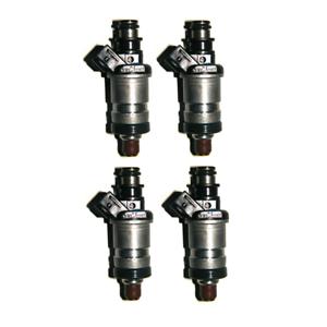 Set of 4 OEM FJ581 Fuel Injector for Acura Integra 1996-2001 1.8L l4