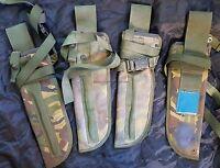 x1 BRITISH ARMY JUNGLE KNIFE SHEATH DPM, SUPERGRADE scabbard, machete, PLCE, bag