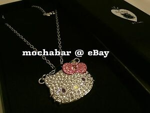 NEW 2012 Beautiful HELLO KITTY Mascot Necklace Sanrio