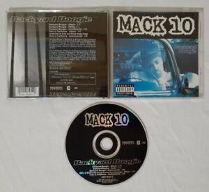 Backyard Boogie PA By Mack 10 (CD, 1997, Priority ...