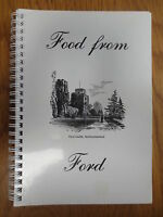 Charity Cook Book Food From Ford NORTHUMBERLAND Family Recipes Baking Cookery