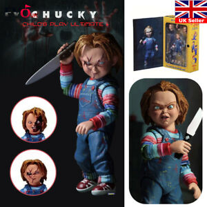 NECA Chucky Good Guy Doll Child s Play Ultimate 4