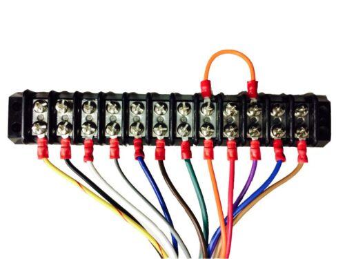 Cummins Marine Instrument Panel  Pre Wired # USA Made