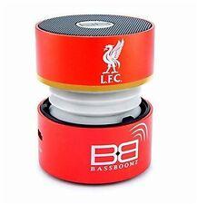 Liverpool F.C BassBoomz High Performance Bluetooth Speaker (mp3 ipod iphone ipad