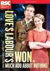 Love's Labour's Won Royal Shakespeare Company Opus Arte DVD 2015