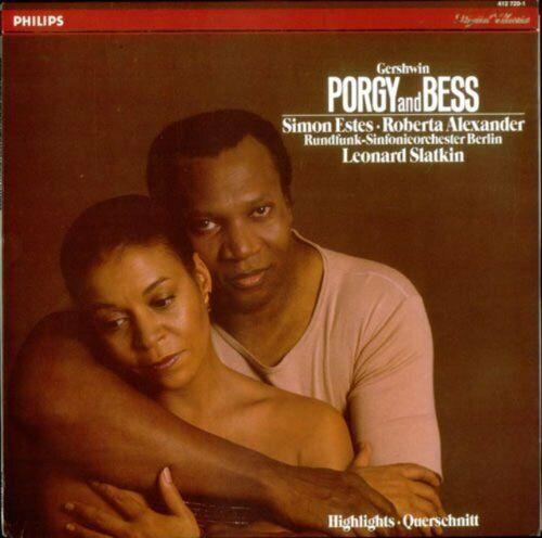 George Gershwin Highlights/Querschnitt (Simon Estes,Roberta Alexander,Dia.. [LP]
