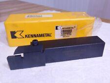 Kennametal Indexible Cutoff Grooving Tool Holder 1 14 Shank Dia 7 Oal 1015892