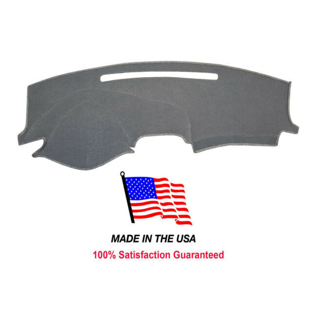 Gray Carpet Dash Mat Compatible With Acura TL 2004-2008