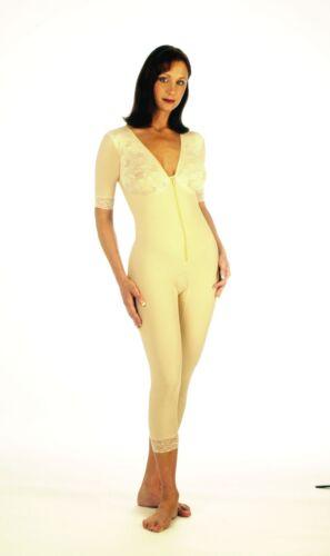 Body Shaper Compression Garment Short Sleeve Post-Op