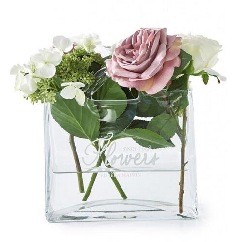 Riviera Maison TASCHE VASO Flowers