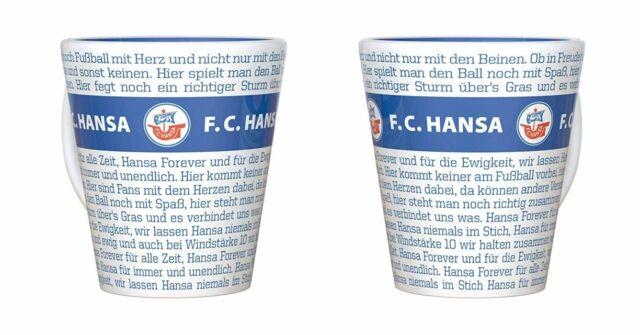 Halstuch Schal NEU FC Hansa Rostock Multifunktionstuch