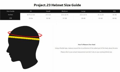 7 Protection 7iDP Project 23 ABS Visage Complet Vélo De Montagne Casque Rouge Bleu