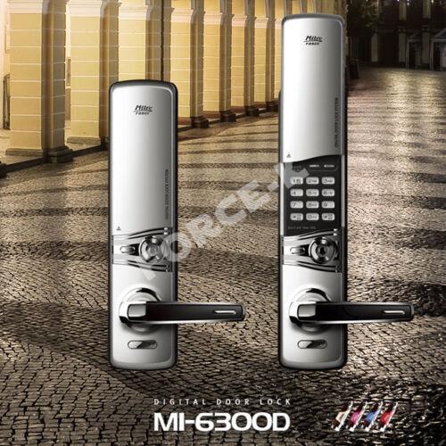Digitale Türschloss Milre MI-6300D Intelligent Schloss Passwort 4 IC Schlüssel