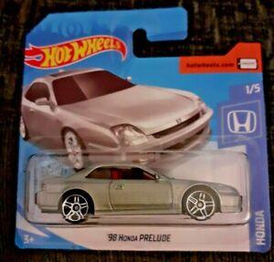 Mattel-Hot-Wheels-039-98-Honda-Prelude-Totalmente-Nuevo-Sellado-En-Caja