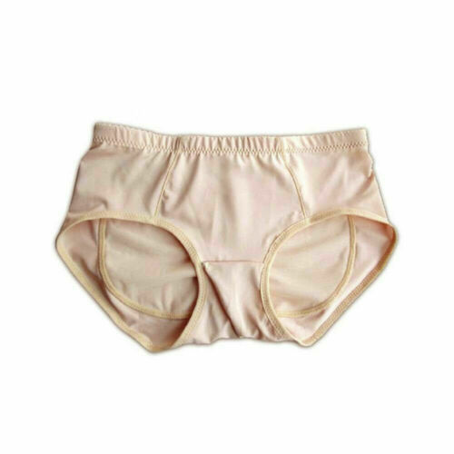 Women Silicone Buttocks Pads Underwear Butt Hip Enhancer Padded Pants Shapewear
