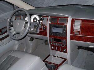 Dash Trim Premium Kit 53 Pcs Fits Dodge Durango 2004 2007 W O Navi Doddur 04b Ebay