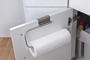 Details zu Küchenrollen Türhänger Halter für Küchenrolle Tür zum Einhängen  Haushaltspapier