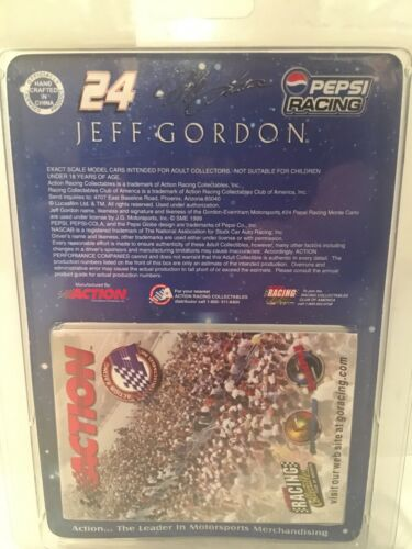 Details about  /1999 JEFF GORDON 24 STAR WARS Episode 1 64TH SCALE DIECAST ACTION #24 Limited Ed