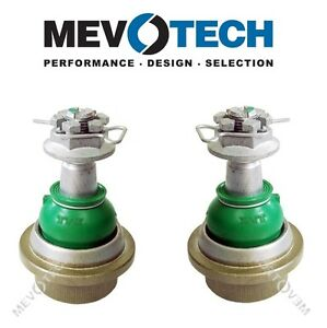 Pair Set 2 Front Lower Suspension Ball Joints Kit ACDelco For Chevy GMC Hummer