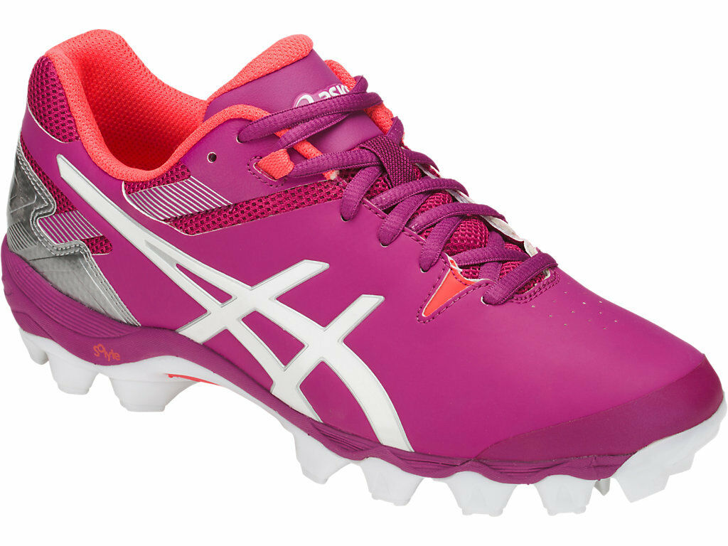 Nuevo  Asics Gel letal Touch Pro 6 botas Para Mujer Touch fútbol (3201)