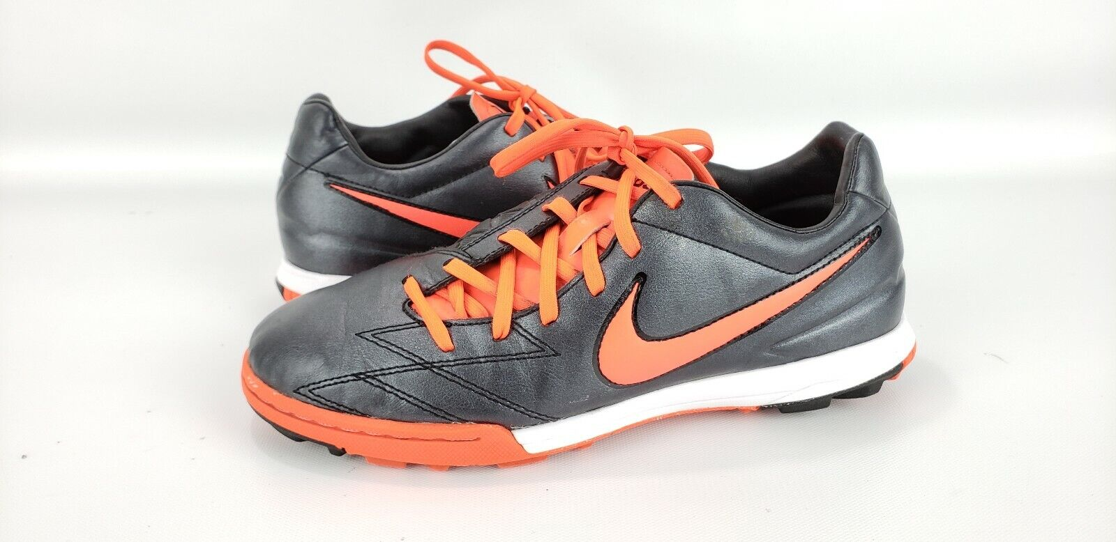 Nike T90 Shoot IV Blue/silver Indoor