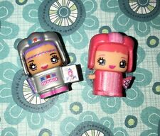 My Mini MixieQ's Series 2 Special PINK MACAROON~ ASTRONAUT GIRL Loose Mixie Q