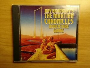 RAY-BRADBURY-039-S-THE-MARTIAN-CHRONICLES-ADVENTURE-GAME-PC-WINDOWS-COMPLETE-MINT