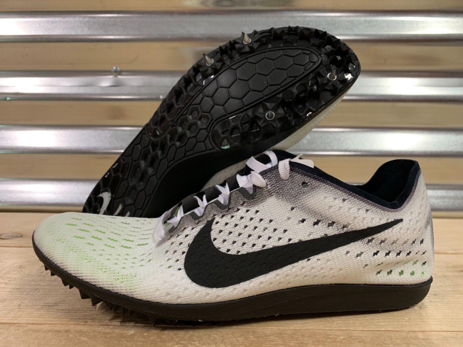 Nike Zoom Matumbo 3 Track Spikes White Black Oreo SZ SZ SZ ( 835995-107 ) b79734