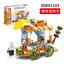Baukaesten-Sembo-Verkauf-Autohaus-Gebaeude-Figur-Spielzeug-Geschenk-Modell-Kind Indexbild 7