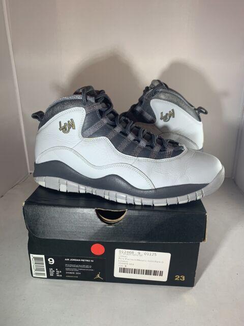 Nike Girls Air Jordan 10 Retro GS Pure