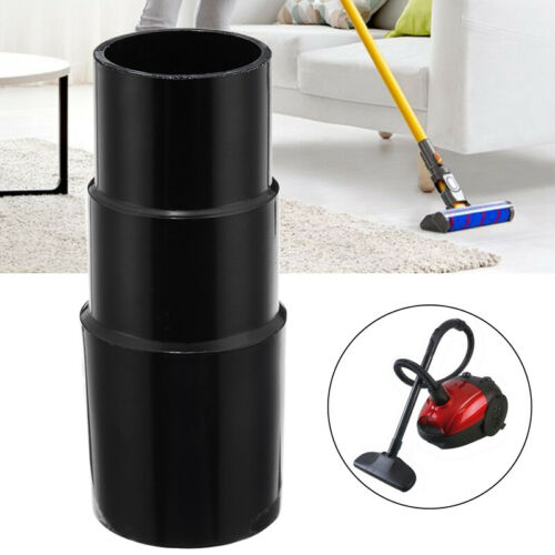Vacuum Cleaner Adapter Brush Hose Connector 32mm To 32mm//35mm Black 95mm Tool