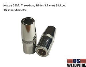 Mig Welding Gun Nozzle fits Lincoln Magnum Pro 250A 350A parts KP2742-1-50R