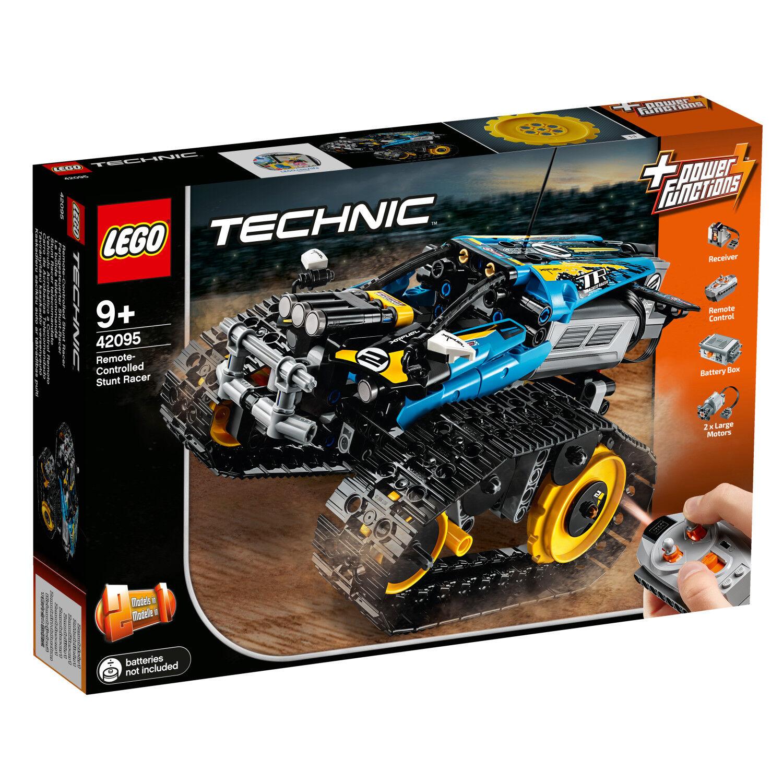 LEGO  TECHNIC Télécomhommedé Cascadeur-Racer 42095 modèle 2-in-1 NEUF n1 19  sélectionnez parmi les dernières marques comme