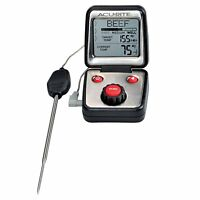 Acurite 00277 Digital Cooking Probe Thermometer , New, Free Shipping