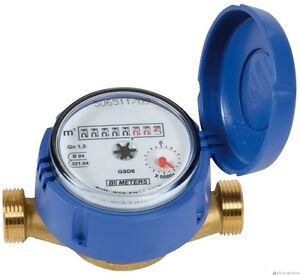 Compteur d'eau divisionnaire à jet unique Sferaco 1701015 Super Qualité  PROMO