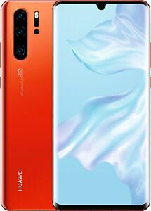 Huawei P30 Pro 128GB 8GB RAM DUAL SIM Amber Sunrise