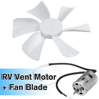 Rv Vent Motor Bath Exhaust Fan Blade